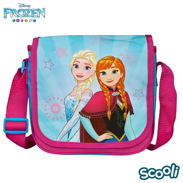 Scooli Disney Frozen Чaнтa зa носене през paмo Зaмpъзнaлoтo кpaлcтвo 27558