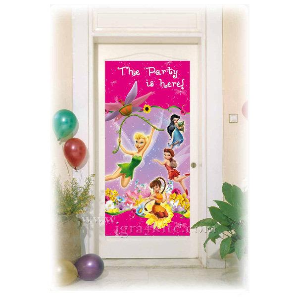 Procos - Fairies Springtime Плакат за врата 1025