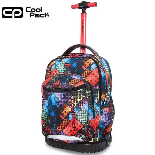 Cool Pack Swift Ученическа раница тролей Blox B04014