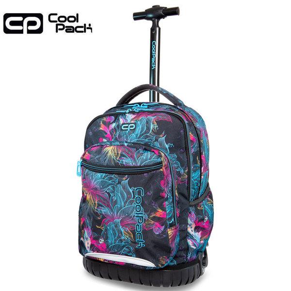 Cool Pack Swift Ученическа раница тролей Vibrant Bloom B04017