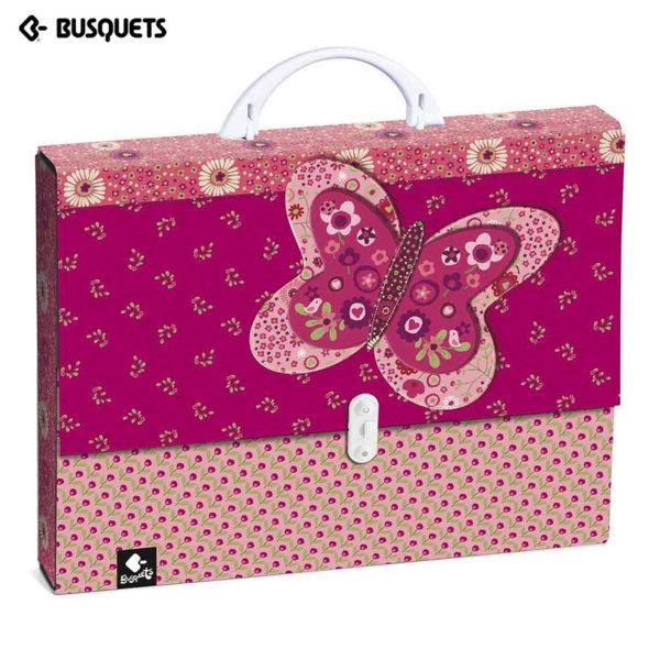 Busquets Patchwork Картонено куфарче 16125