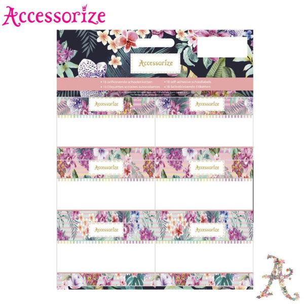 Accessorize Sweet Ученически етикети Аксесорайз 06241