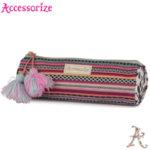 Accessorize Fashion Ученически несесер кръгъл Аксесорайз 05234