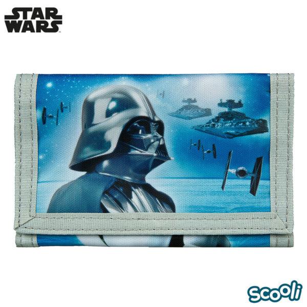 Scooli Star Wars Детско портмоне Междузвездни войни 28237