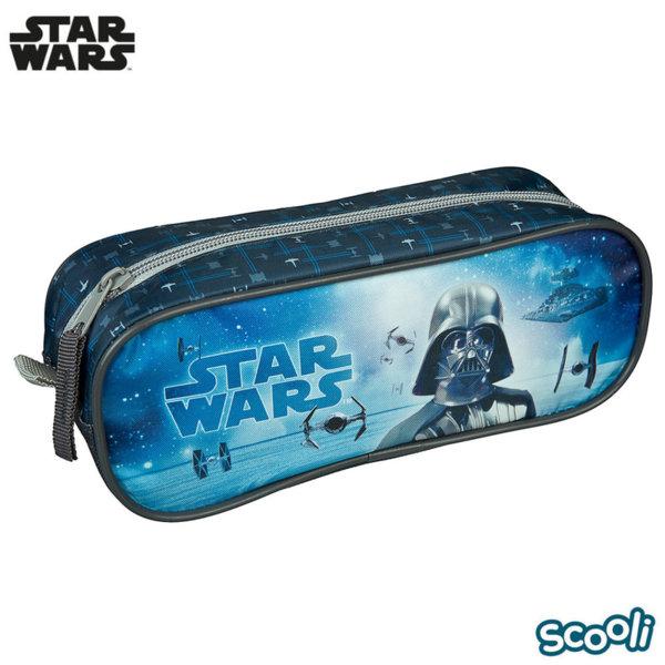 Scooli Star Wars Ученически несесер Междузвездни войни 28203