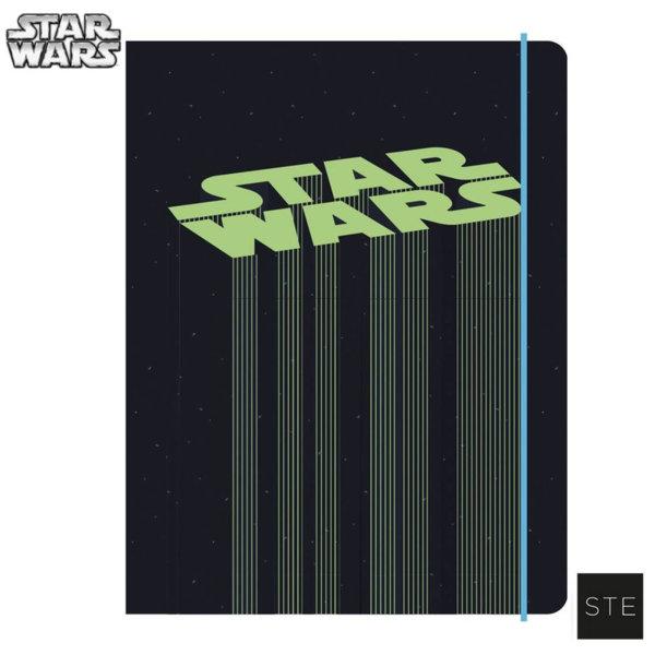 Star Wars Папка с ластик Междузвездни войни 06523