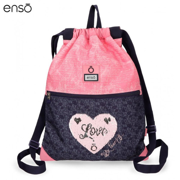 Enso Learn Спортна торба с връзки 75119