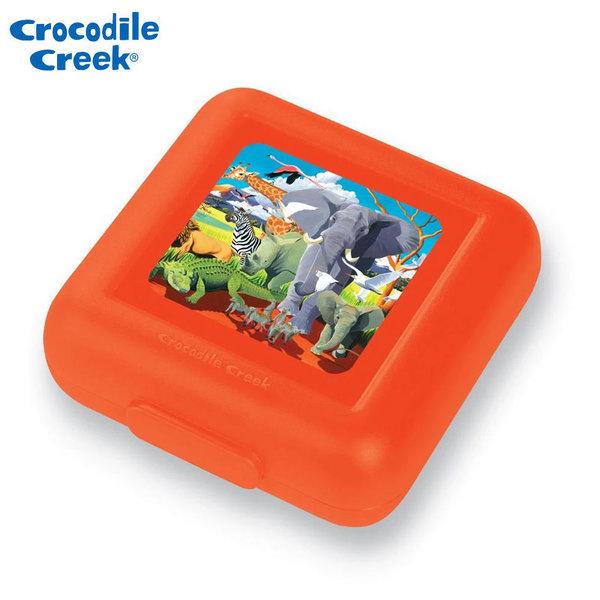 Crocodile Creek Кутия за храна Сафари 50940