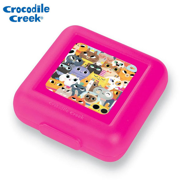 Crocodile Creek Кутия за храна Котки 50926