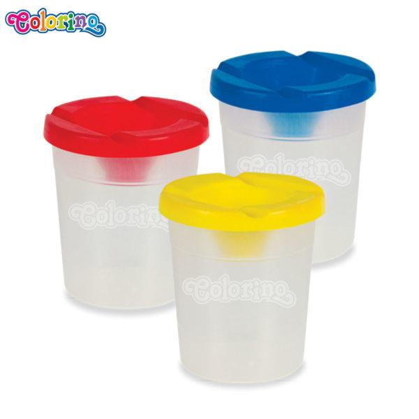 Colorino Kids Неразливаща се чашка за рисуване 57387