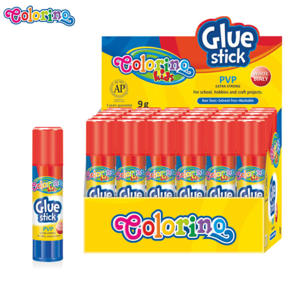 Colorino Kids Сухо лепило 9г 65139
