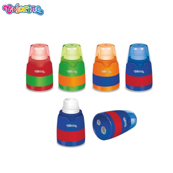 Colorino Kids Острилка с гума 2в1 65269