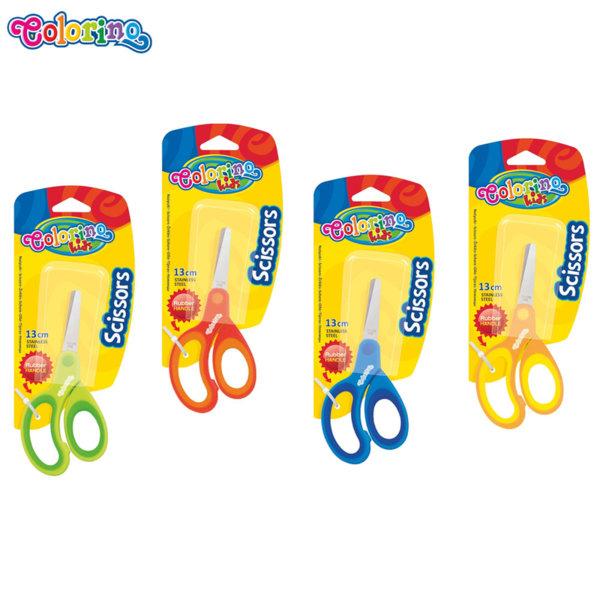 Colorino Kids Детска ножица 13см 34142