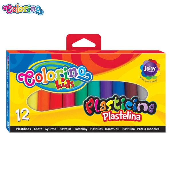 Colorino Kids Пластилин 12 цвята 13291
