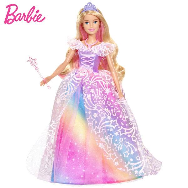 Barbie Dreamtopia Барби Принцеса с бална рокля и аксесоари GFR44