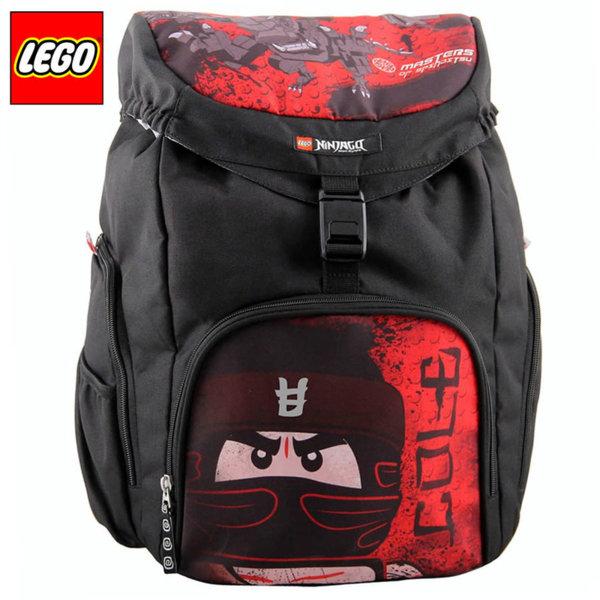 Lego Ninjago Ученическа ергономична раница Лего Нинджаго Earth Dragon Outbag 20111-1907