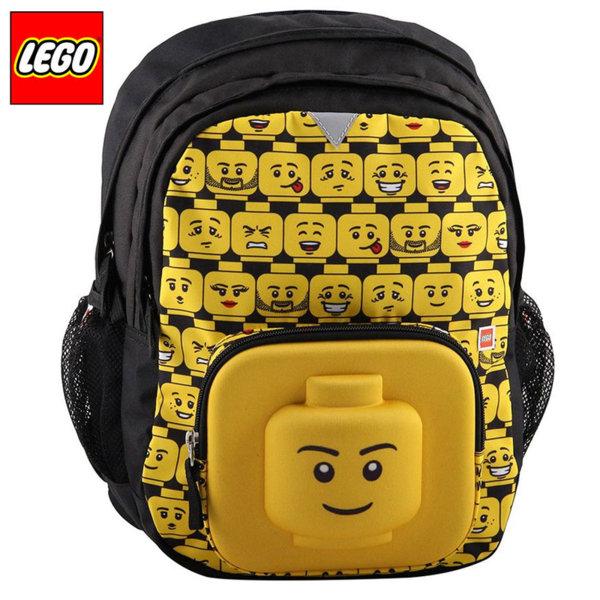 Lego Детска раница 3D Minifigures Heads 20073-1918