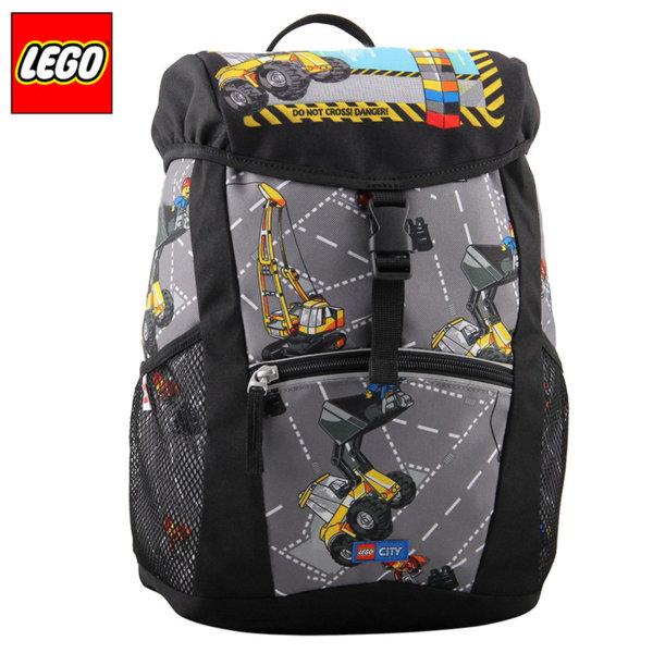 Lego City Раница за детска градина Лего Сити Roadmap 20102-1911