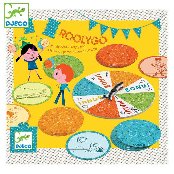 Djeco Детска игра за парти Roolygo DJ02094