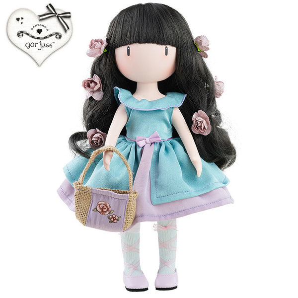 Gorjuss Кукла Rosebud 32см 04914