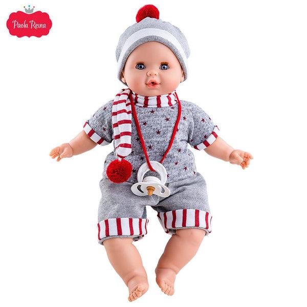 Paola Reina Кукла бебе момче Alex, Alex & Sonia 36см 08018