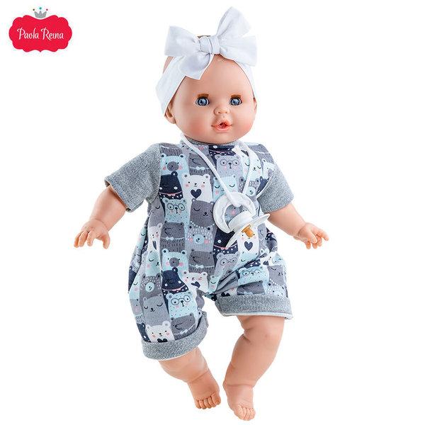 Paola Reina Кукла бебе момиче Sonia, Alex & Sonia 36см 08019