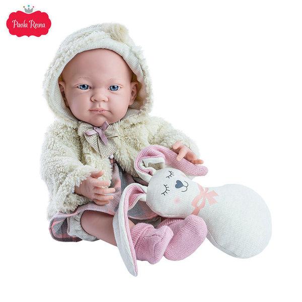 Paola Reina Кукла бебе момиче Pikolin, Los Pikolines 36см 05024