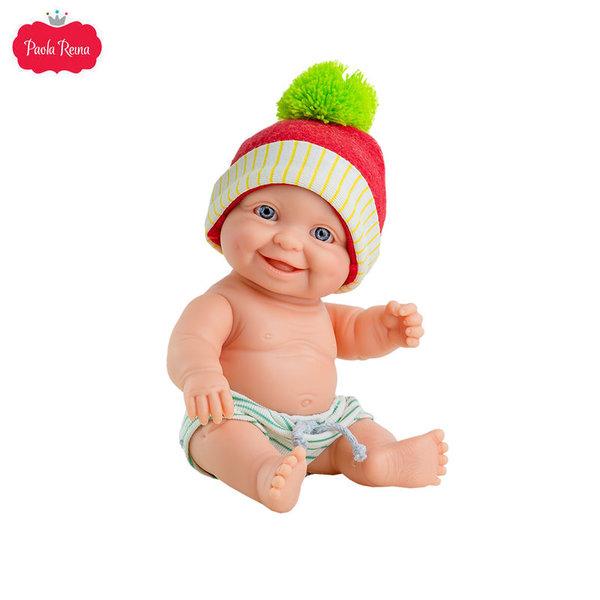 Paola Reina Los Peques Кукла бебе Greg 21см 00126