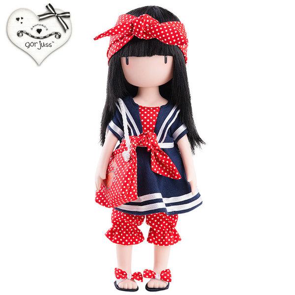 Gorjuss Кукла Little Fishes 32см 04918