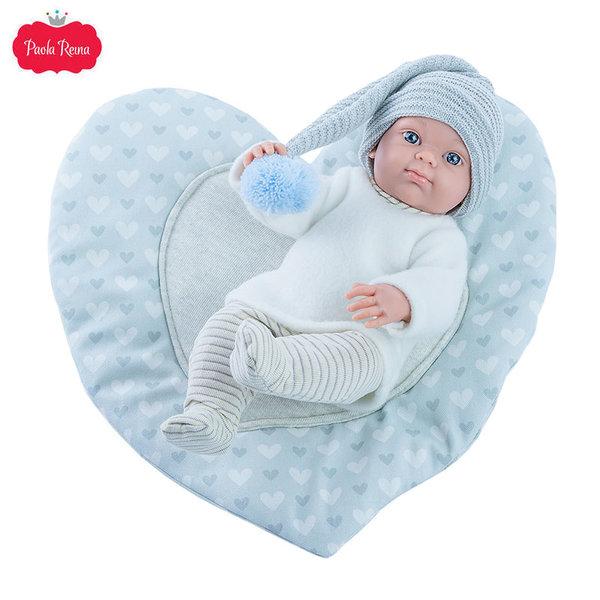 Paola Reina Кукла бебе момче Mini Pikolin 32см 05111
