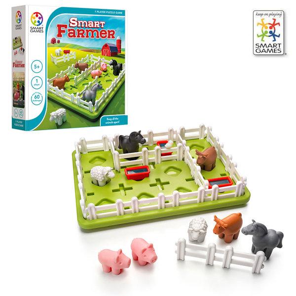 Smart Games Детска игра Smart Farmer SG091