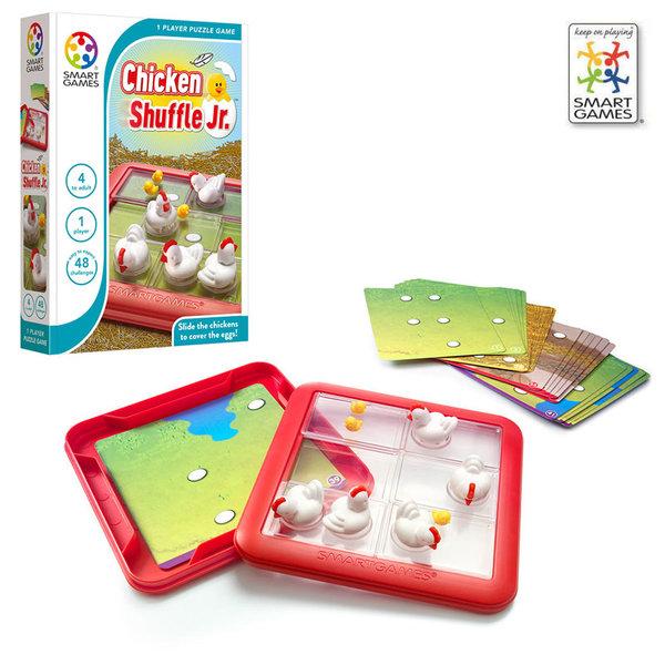 Smart Games Детска игра Размести кокошките SG441