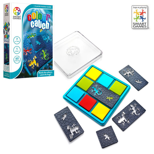 Smart Games Детска игра Colour Catch SG443