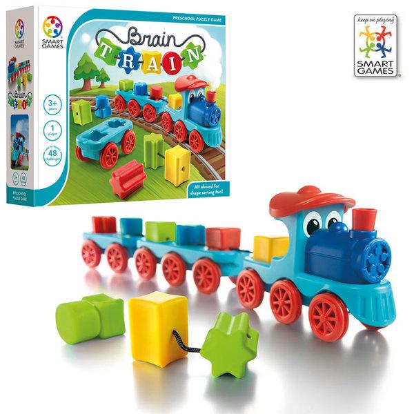 Smart Games Детска игра Brain Train SG040