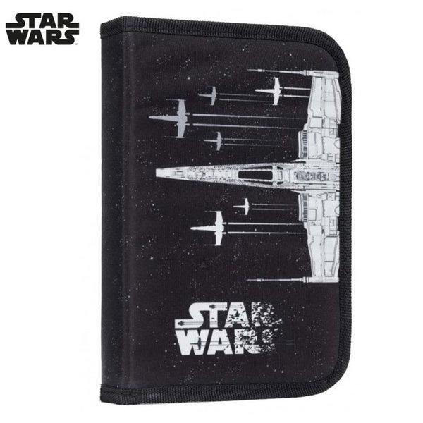 Karton P+P Star Wars Ученически несесер с 1 цип, празен Междузвездни войни 1-28219