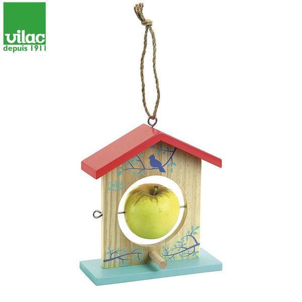 Vilac Дървена къщичка Хранилка за птици 3809