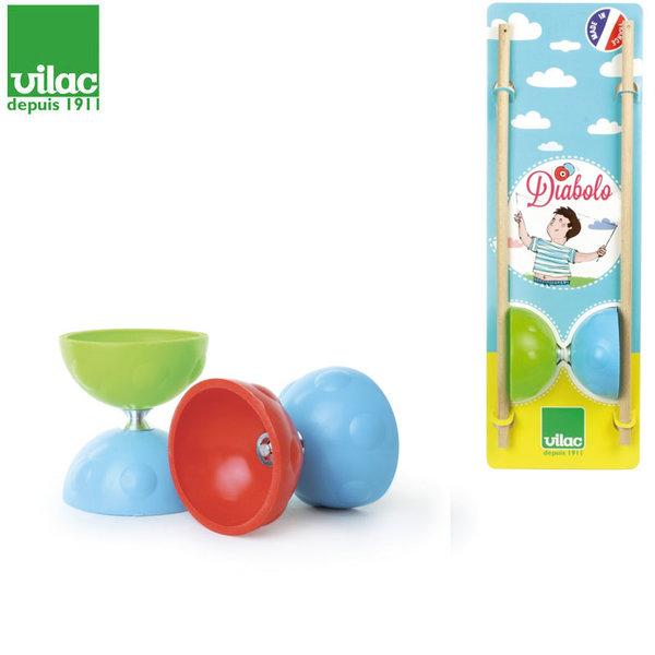 Vilac Детска игра Диаболо Classic 4404