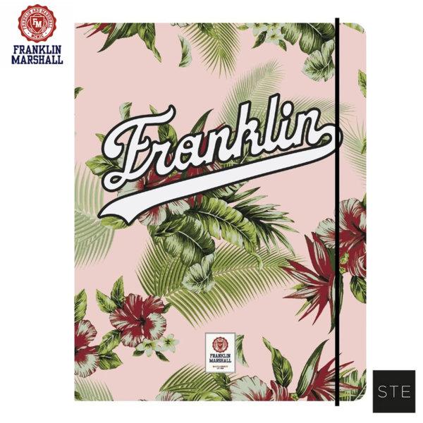 Franklin Marshall Папка с ластик 06337