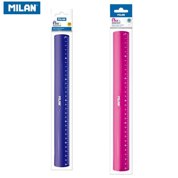 Milan Огъваща се линия 30 см, Flex & Resistant 353801