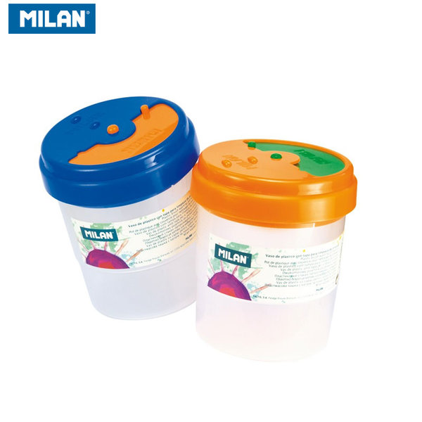 Milan Чашка за рисуване с въртящо капаче 05951