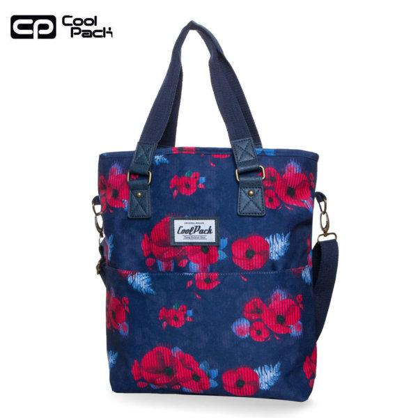 Cool Pack Amber Чанта с две дръжки Red poppy B50025