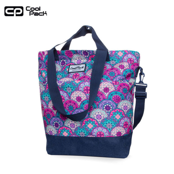 Cool Pack Soho Чанта за рамо Pastel orient B51019