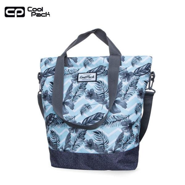 Cool Pack Soho Чанта за рамо Surf palms B51021