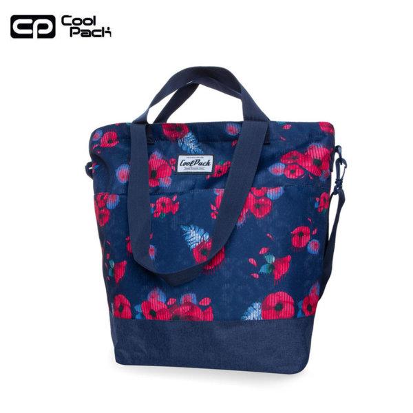 Cool Pack Soho Чанта за рамо Red Poppy B51025