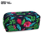 Cool Pack Primus Ученически несесер 3 ципа Candy jungle B60016