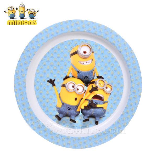 Minions - Детска чиния Миньоните 348816