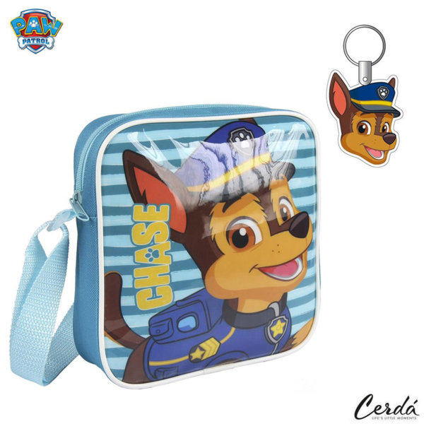 Paw Patrol Детска чанта с ключодържател Пес Патрул 2100002182