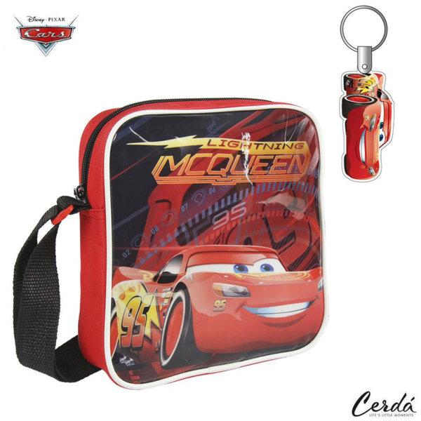 Disney Cars Детска чанта с ключодържател Колите 2100002183