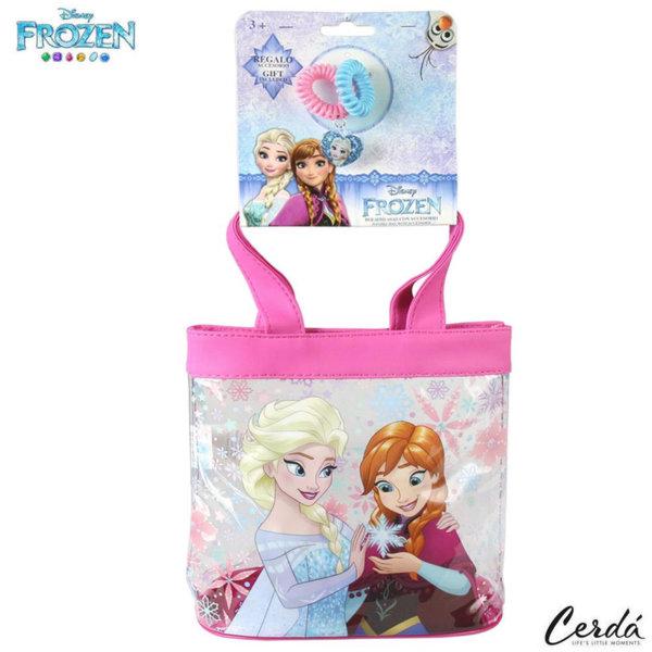 Disney Frozen Детска чанта с аксесоар подарък Замръзналото кралство 2100002196