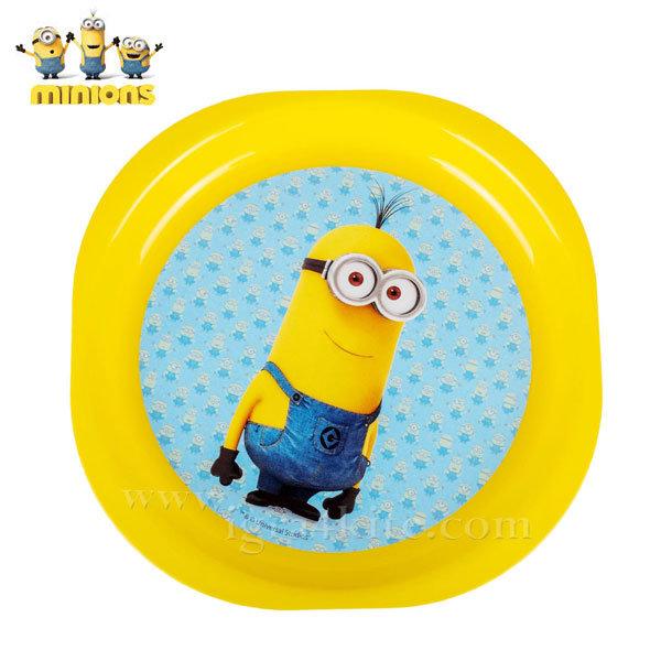 Minions - Детска чиния Миньоните 318816
